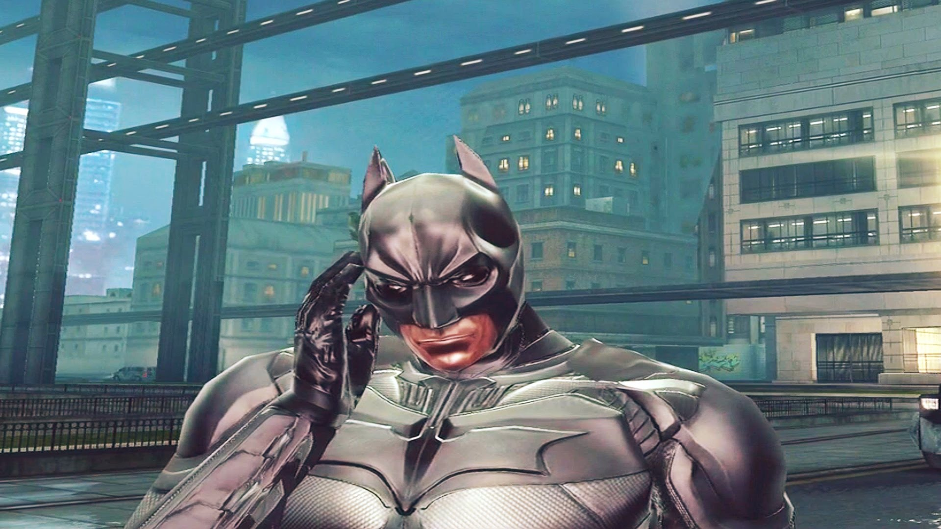 Batman The Dark Knight Rises le test sur iOS