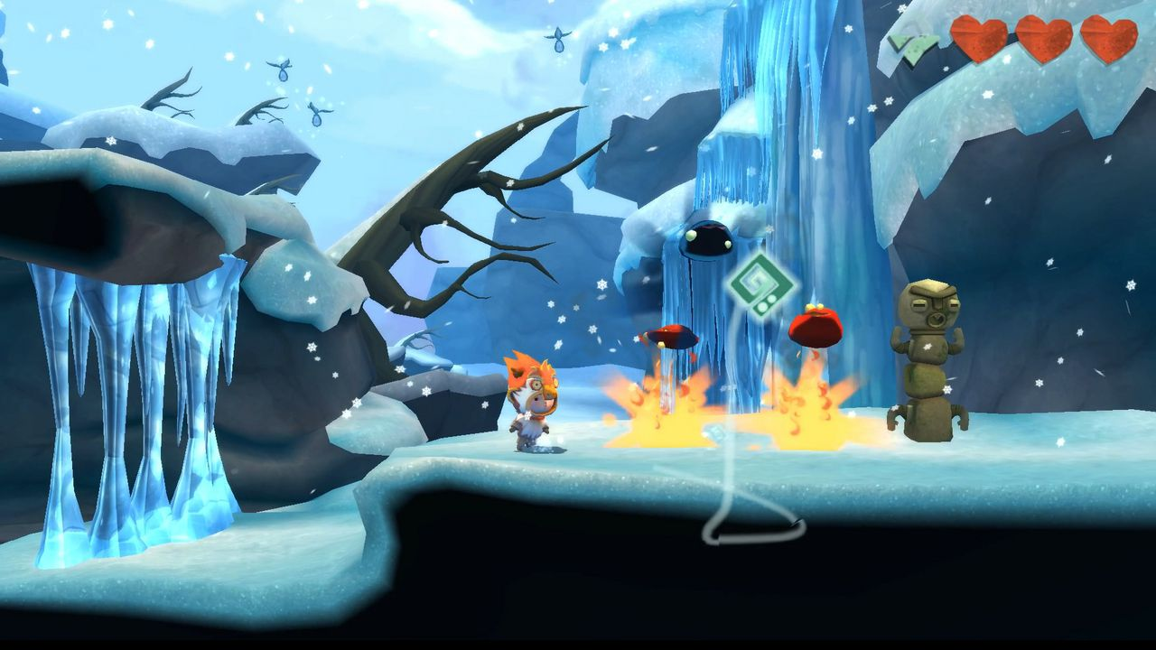 Lost Winds 2 sur l'App Store