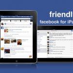 Facebook débarque enfin officiellement sur iPad !