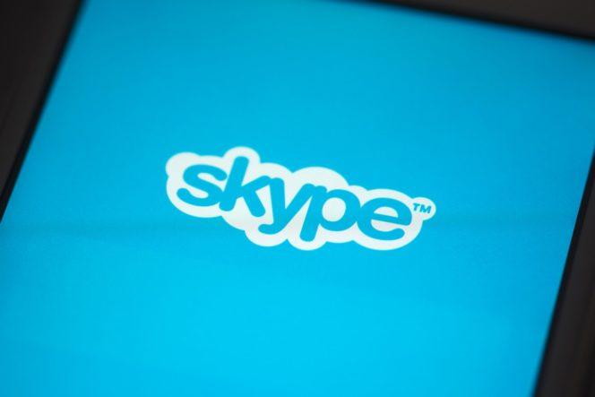 La visio s'invite dans la dernière mise à jour de Skype sur l'Appstore