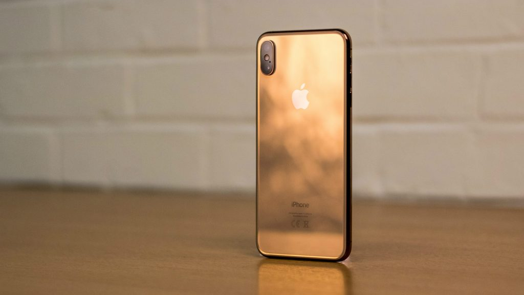 coque d'iPhone XS Max