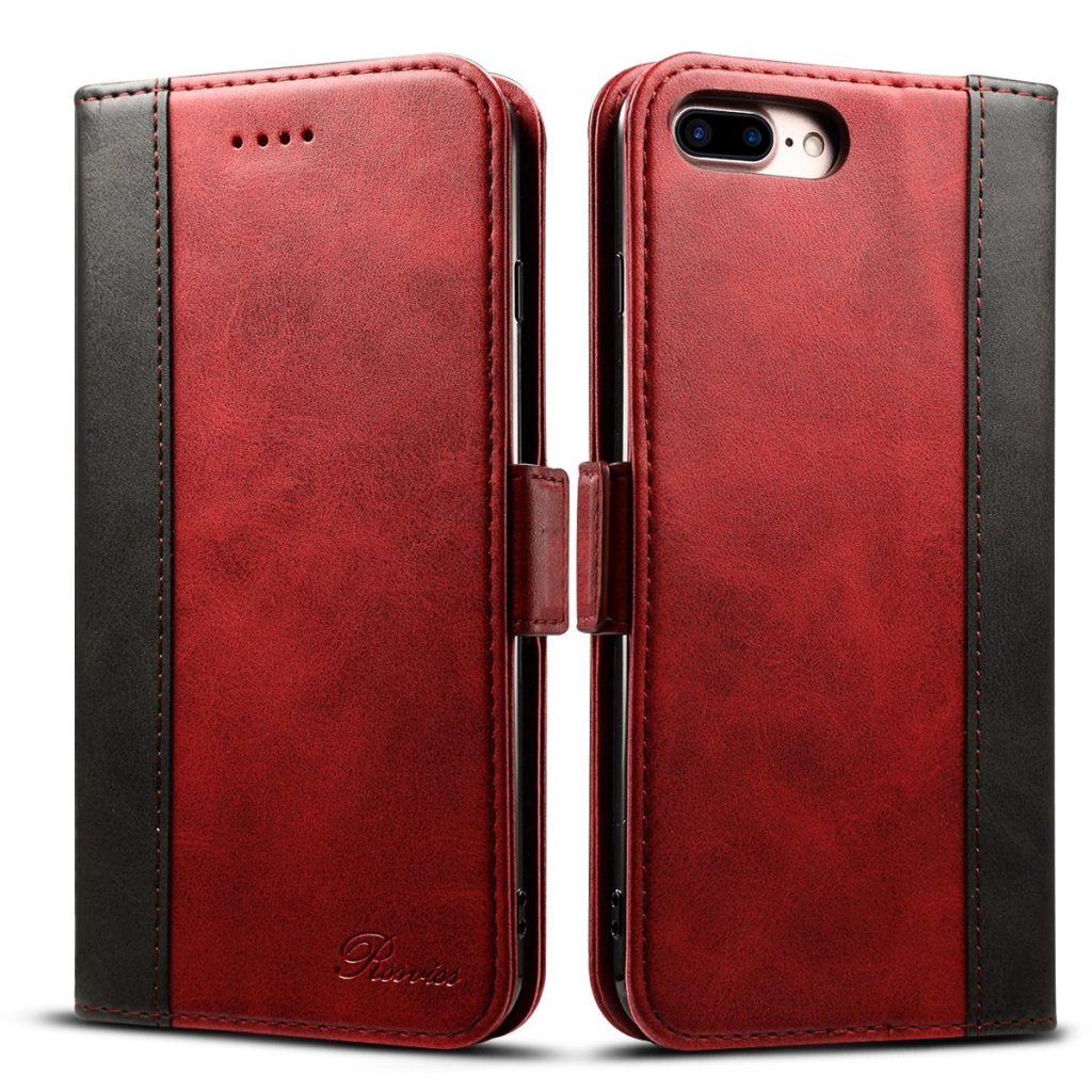 coque iPhone 7 en cuir Rssviss