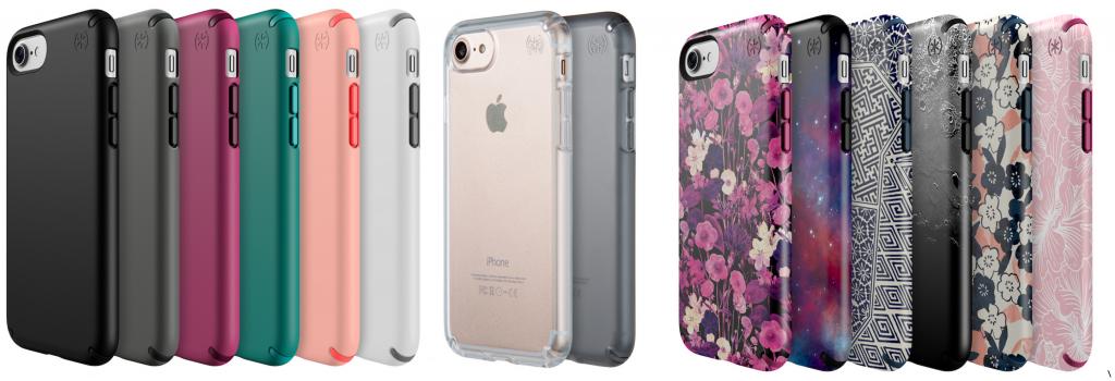 coques pour iPhone 7 et 7 Plus